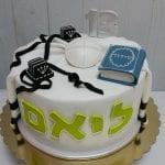 עוגה מעוצבת לבר מצווה כשרה