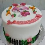 עוגה לילדה אוהבת ארנבים