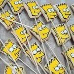 עוגיות מבצק פריך סימפסון