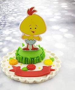 טופר לעוגה לולי