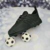 נעל כדורגל מבצק סוכר