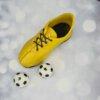 נעל כדורגל זהב